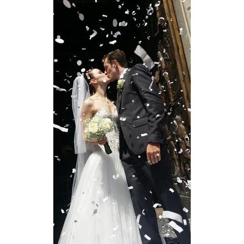 カッペリーニさんホターレクさん ご結婚