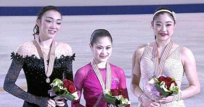 四大陸女子