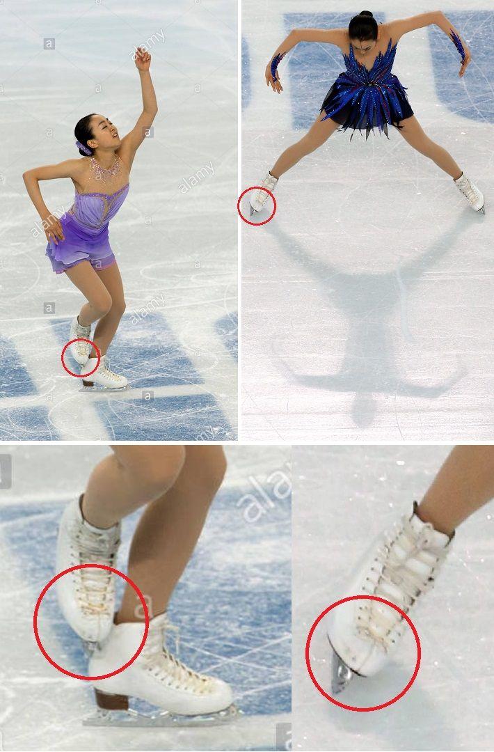ソチオリンピックの真央ちゃんの靴 と 目標