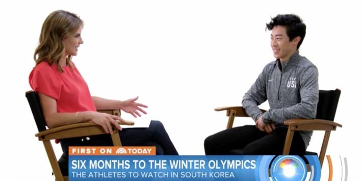 ネイサンくん オリンピックまであと半年と今季のSP