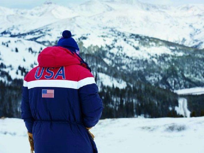 US Opening ceremony men's uniform back 710