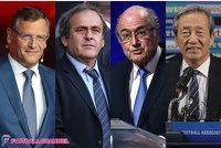 FIFA チョン・モンジュンに6年間の活動禁止令