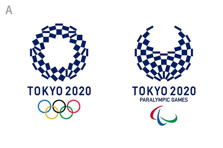 東京2020エンブレム 最終候補 4案発表
