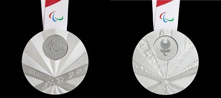 パラ 銀メダル