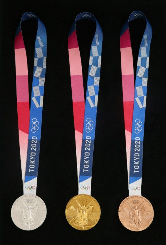 東京2020 メダル3