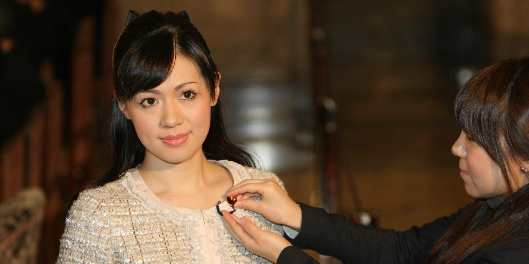小渕優子 アイコラ 石見銀蔵: 2014年11月