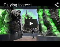 Playing Ingress