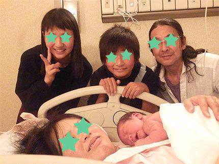 赤ちゃん出産32
