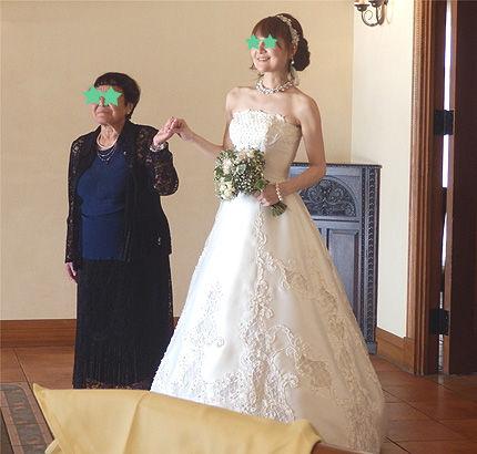 妹の結婚式20