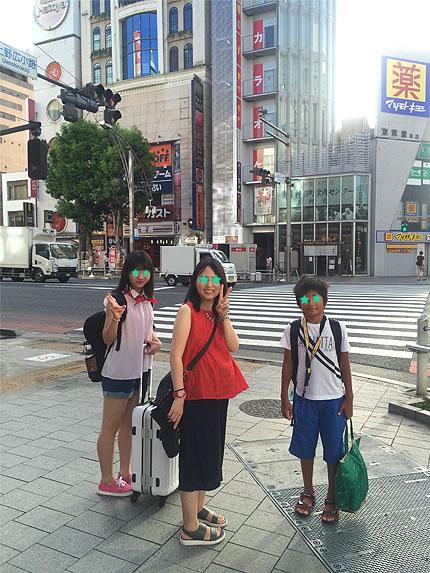 東京観光2016年夏7