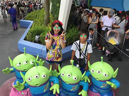 東京観光2016年夏34