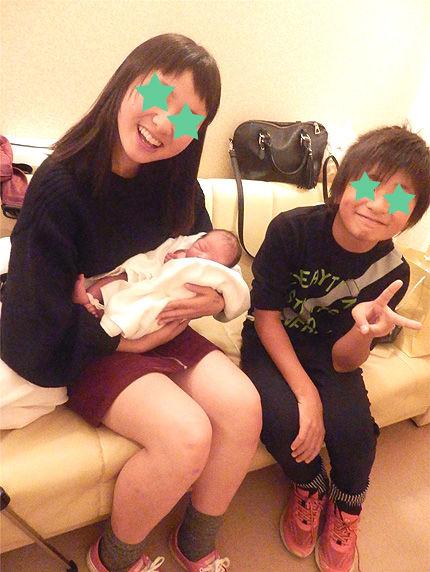 赤ちゃん出産39