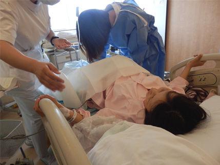 赤ちゃん出産15