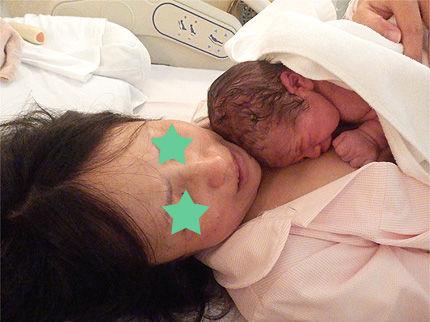 赤ちゃん出産26