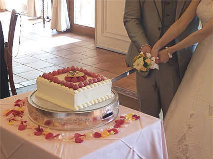 妹の結婚式17