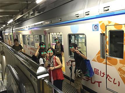 東京観光2016年夏41