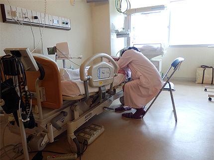 赤ちゃん出産10