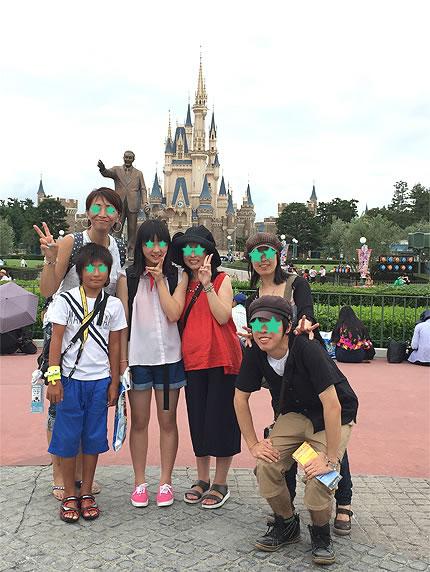 東京観光2016年夏14