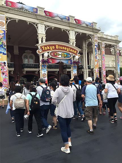 東京観光2016年夏12