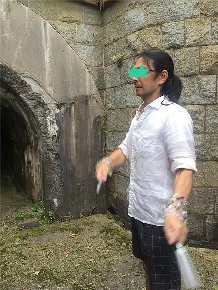 音叉浄霊実験5