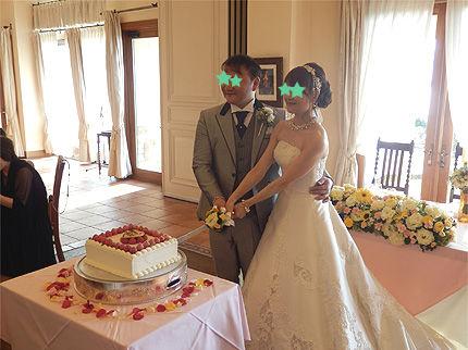 妹の結婚式16
