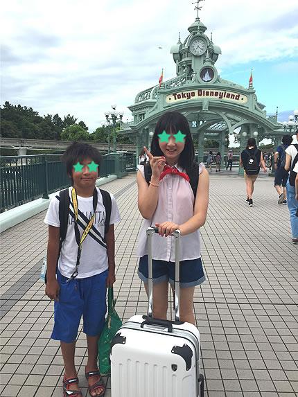 東京観光2016年夏9