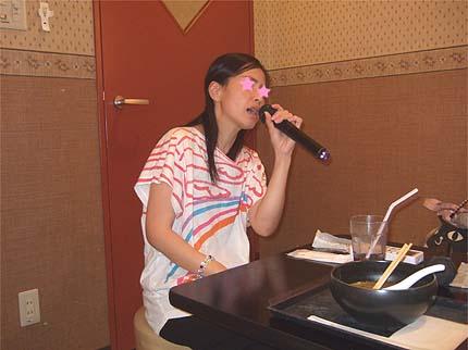 20130812里親カラオケ�