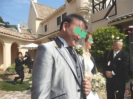 妹の結婚式11