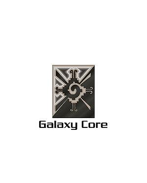 Galaxy Coreロゴ
