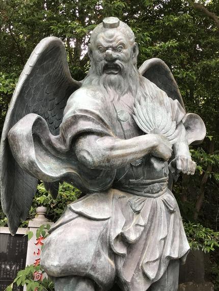 高尾山 天狗48