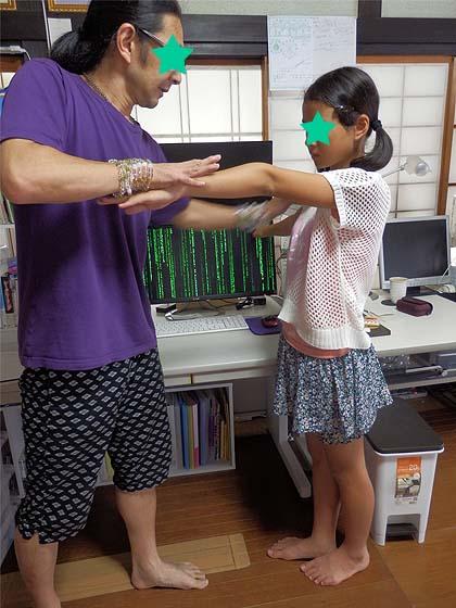 電磁波実験1