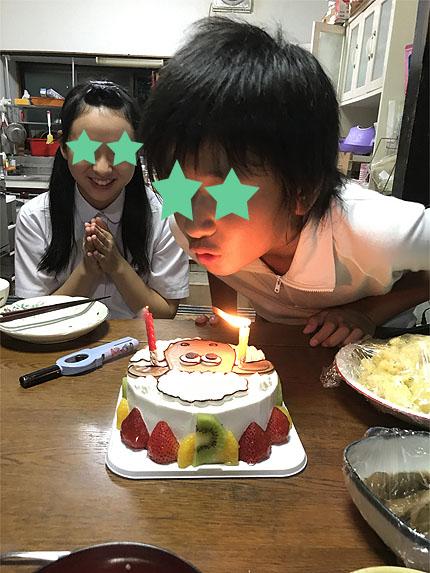 ナイトの誕生日2017