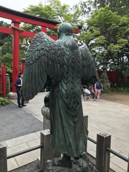 高尾山 天狗87
