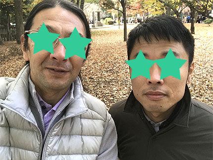 上野公園アースグラウディング5