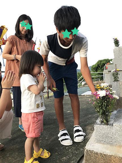 2019_0813お盆墓参り