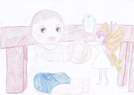 ツキと妖精とキナンボール