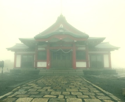 箱根神社元宮