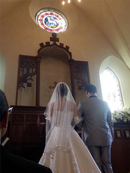 妹の結婚式5
