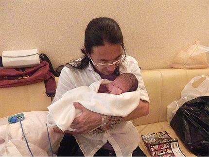 赤ちゃん出産28