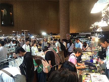 2016_10新宿ミネラルショー2