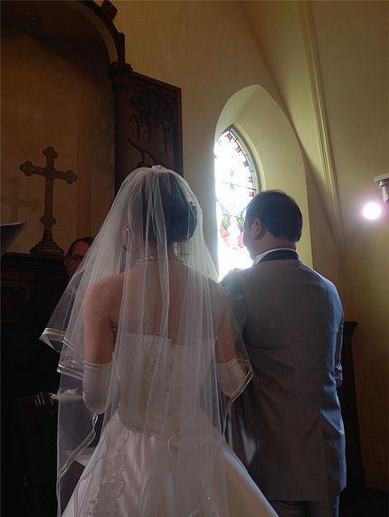 妹の結婚式4