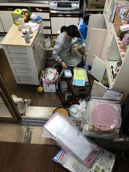 2019大掃除中