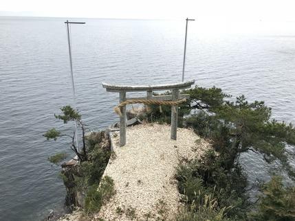 竹生島龍神(琵琶湖龍神)