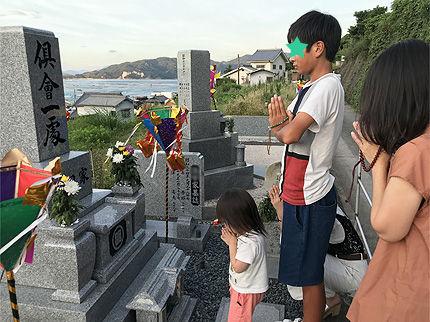 2019_0813お盆のお墓参り3