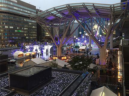 博多駅イルミネーション1