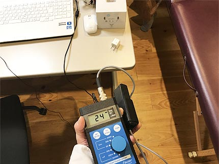 サロンの電磁波4