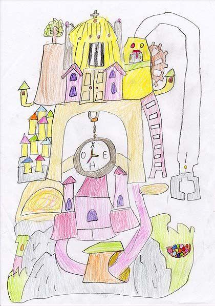 天使のお城