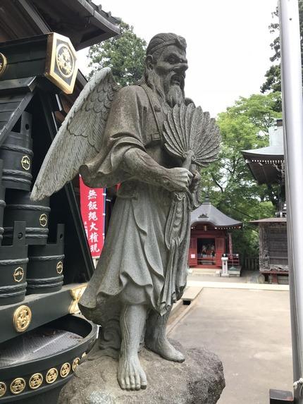 高尾山 天狗71