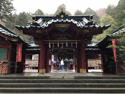 箱根神社4