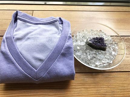 服の浄化1
